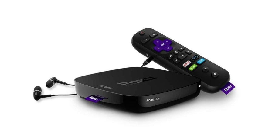 Deal Get The Roku Ultra 4k Streaming Set Top Box For Just 49 99
