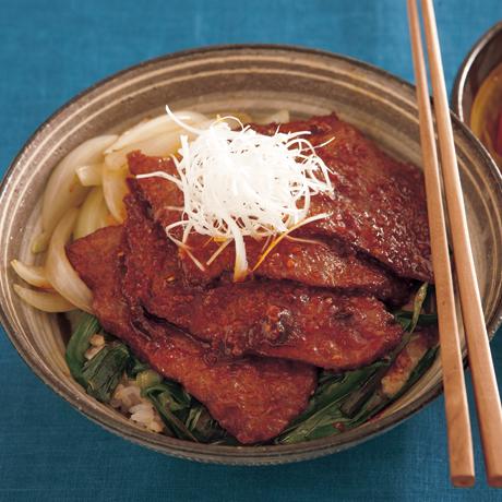 韓国風焼き肉丼 レシピ 2020 レシピ 料理 レシピ 料理