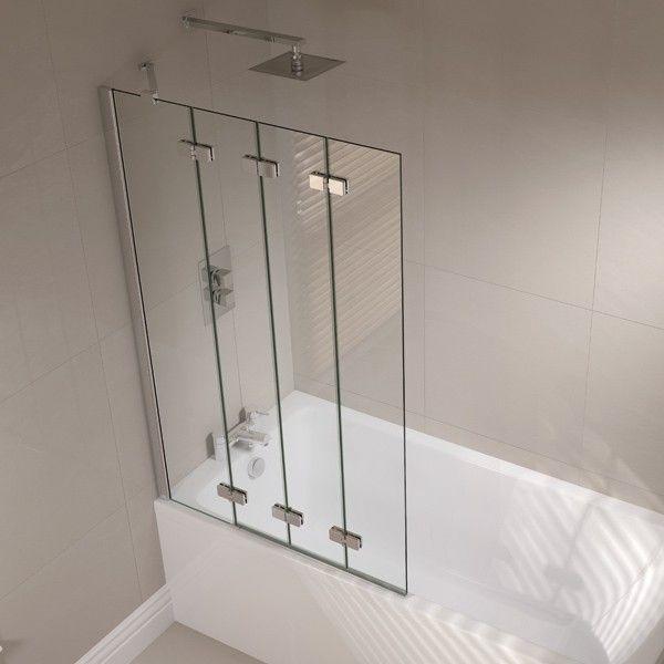 Folding Shower Screen Google Search Bath Shower Doors Bath Shower Screens Bath Screens