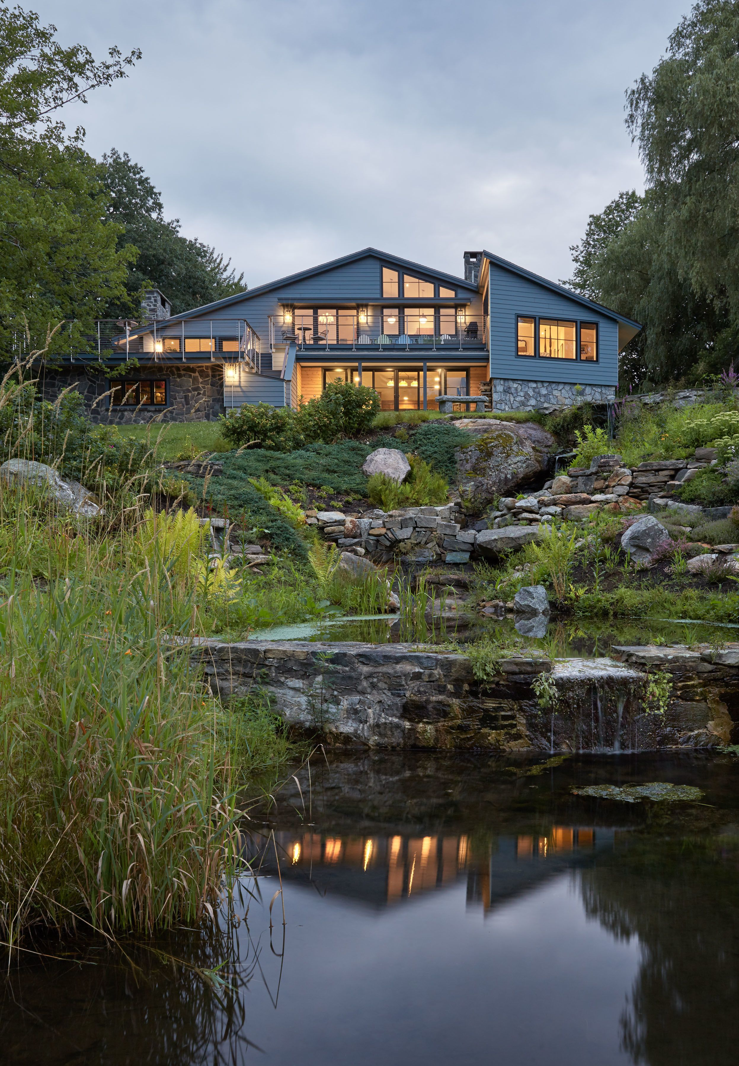Midcentury Makeover Architecture House Design House Styles