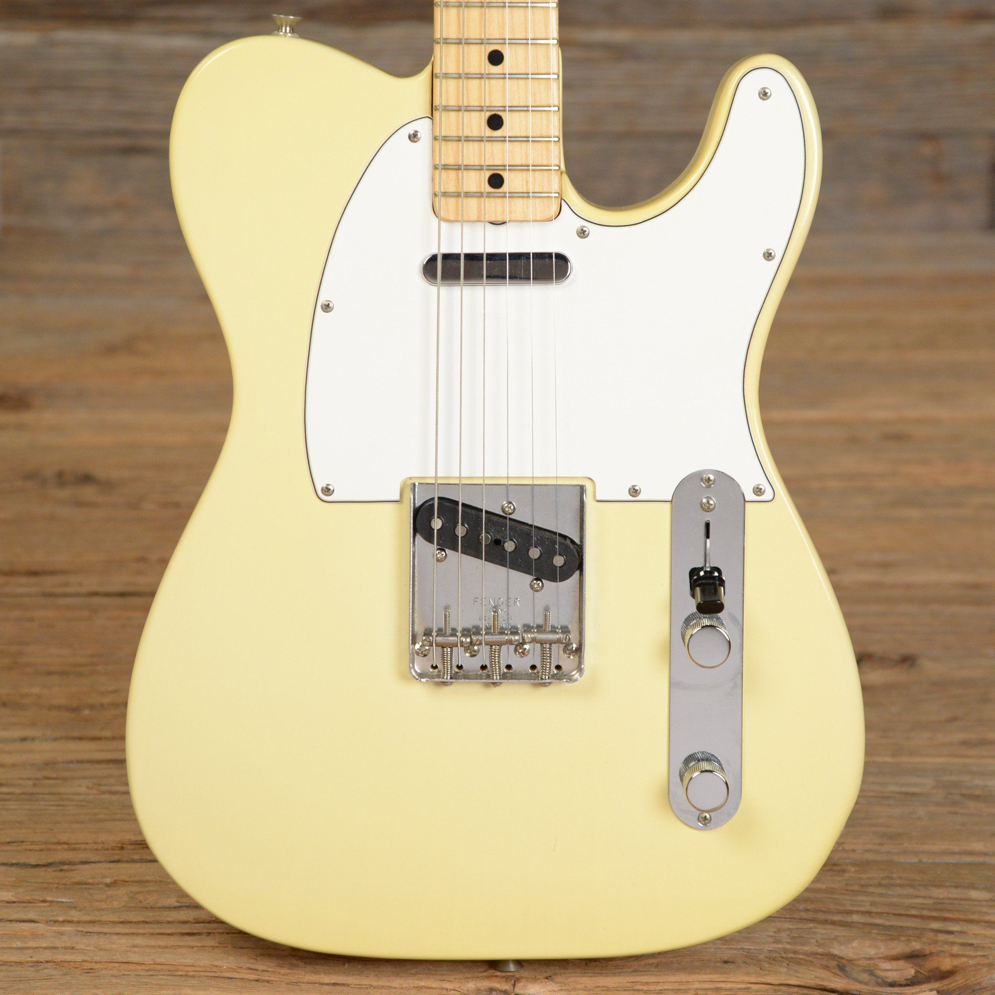 We and sell new used and vintage electric guitars every day