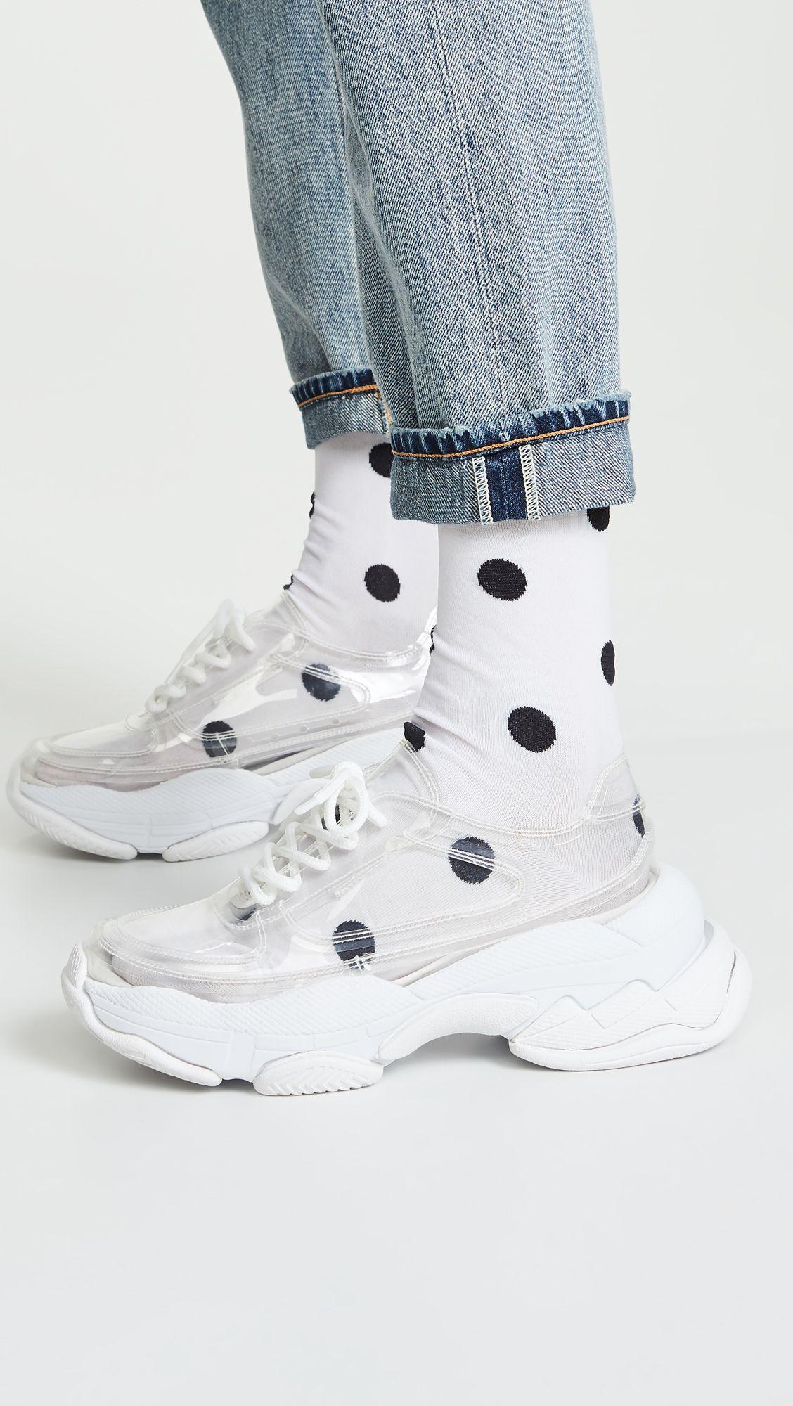 Platform sneakers, Athletic fashion