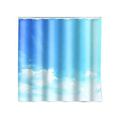 Wrought Studio Alejo Cloud Shower Curtain Shower Curtain