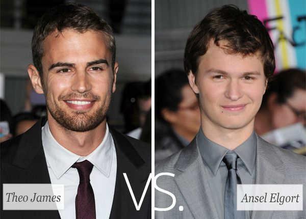 ansel elgort and theo james - photo #11