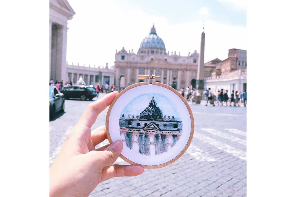 """Vatican ☁️Teresa☁️ (@Teresa Lim)'s Instagram photos 