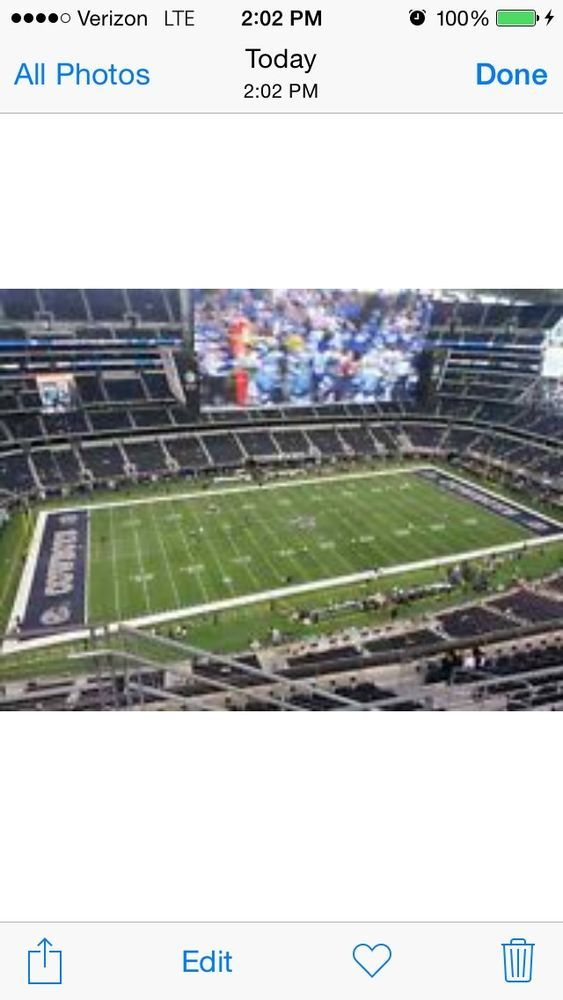 College Football Playoff Tickets~National Championship Sec 446 10 Yd Line.