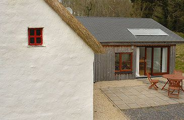 Thatched Cottage For Sale: Cloodrumman Beg Cottage, Fenagh, Co. Leitrim on www.formerglory.ie
