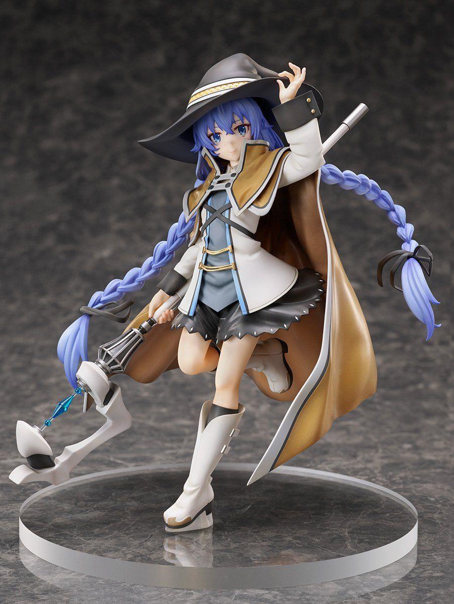 Pre Order Mushoku Tensei Jobless Reincarnation Roxy Migurdia 1 7 Scale Figure Furyu In 2021 Reincarnation Roxy Figma