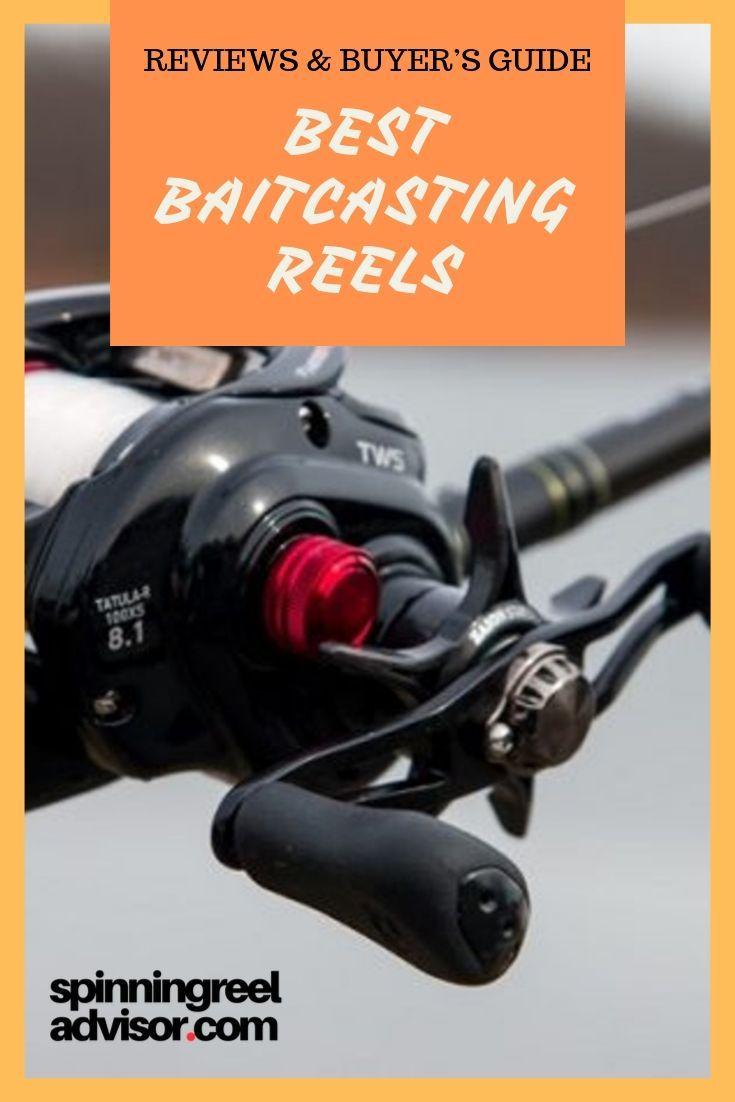 Top 9 best baitcasting reel for beginners in 2019
