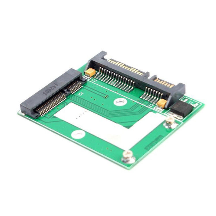"IDE HDD Laptop PCIE Module Board MSATA SSD To 2.5/"" SATA 6.0 Gps Converter Card"