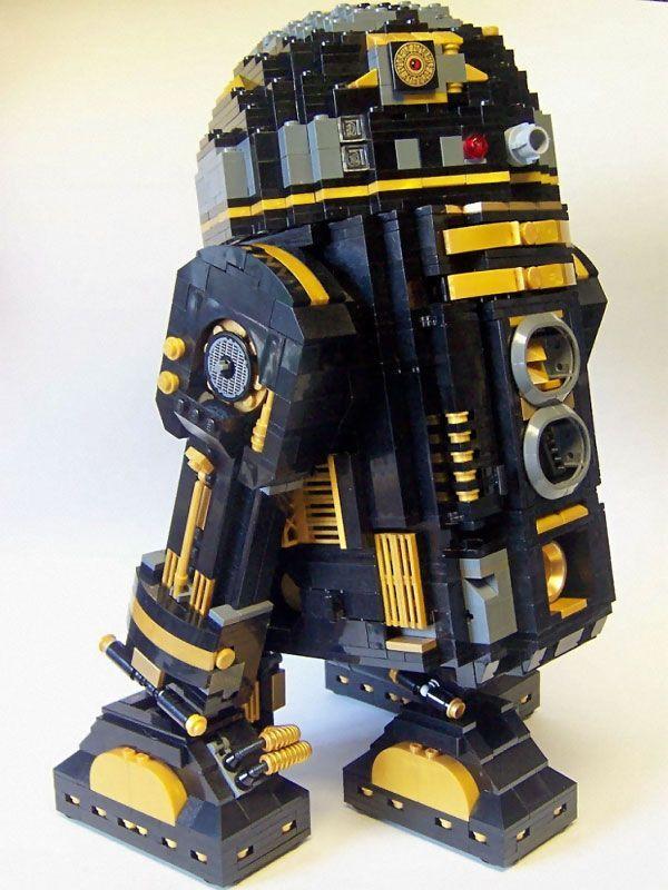 A loccasion du salon LEGO Star Wars Days un certain Matt Armstrong vient de co