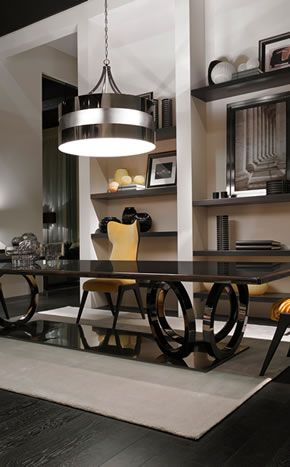 My Selections From Fendi Casa 2013 Dining chairs Fendi and