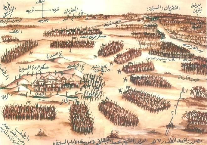 Karbala Map MUHARAM Memories of Karbala Pinterest Muharram