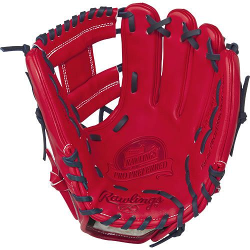 Rawlings Pros202s Pro Preferred Glove 11 1 2 Inch Football Helmets Sports Equipment Baseball Glove