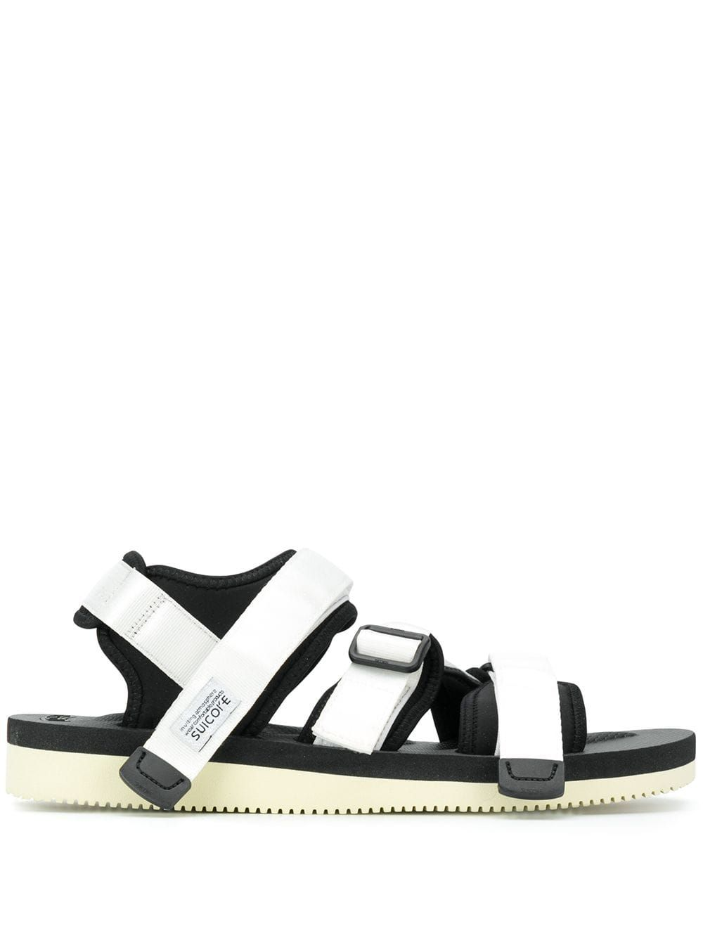 88bd88ed90b Suicoke touch strap sandals - White in 2019 | Products | Sandals ...