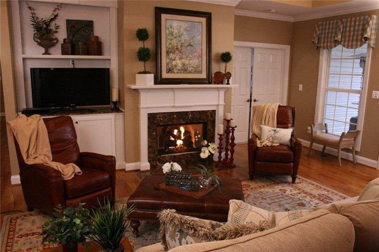 Elegant Entertain In This Space By The Cozy Fireplace And Youu0027re Sure To Impress  Your