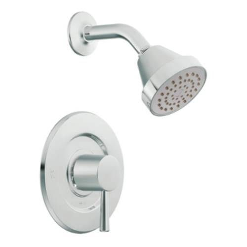 Moen T2702NH Level Single Handle Shower Valve Trim Only Less Showerhead