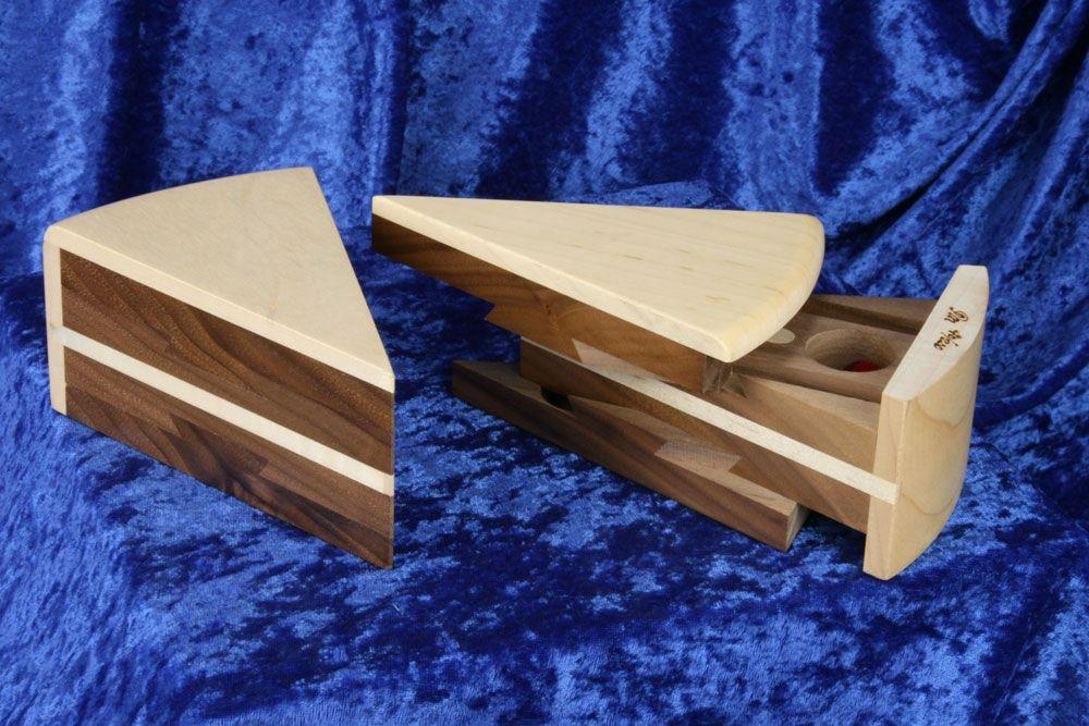 Pin By Lloyd Senneker On Neat Idea Wooden Puzzle Box
