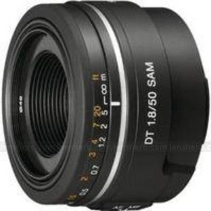 Sony 50mm f/1.8 DT Alpha A-Mount Standard