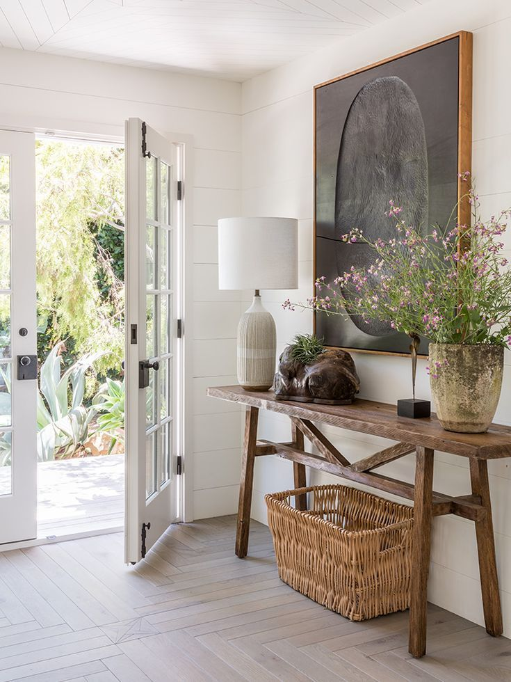 Rustic entryway decor ideas