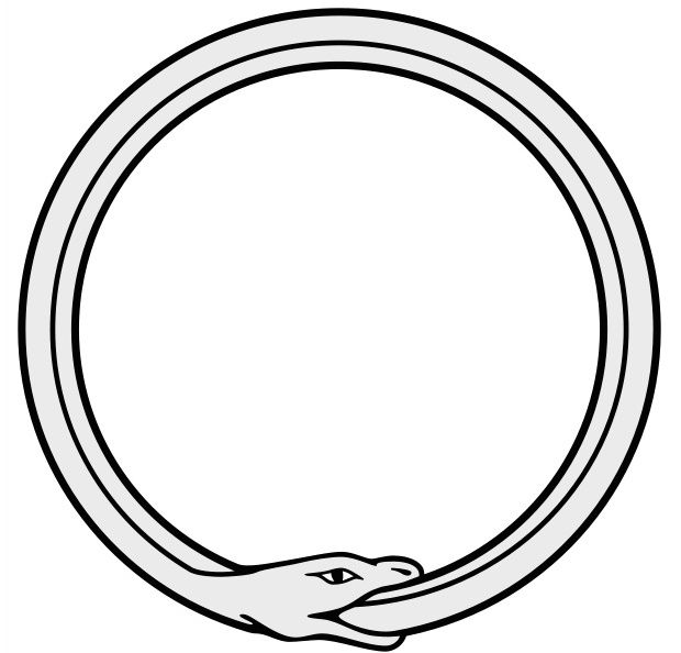 Ouroboros - the circle of life