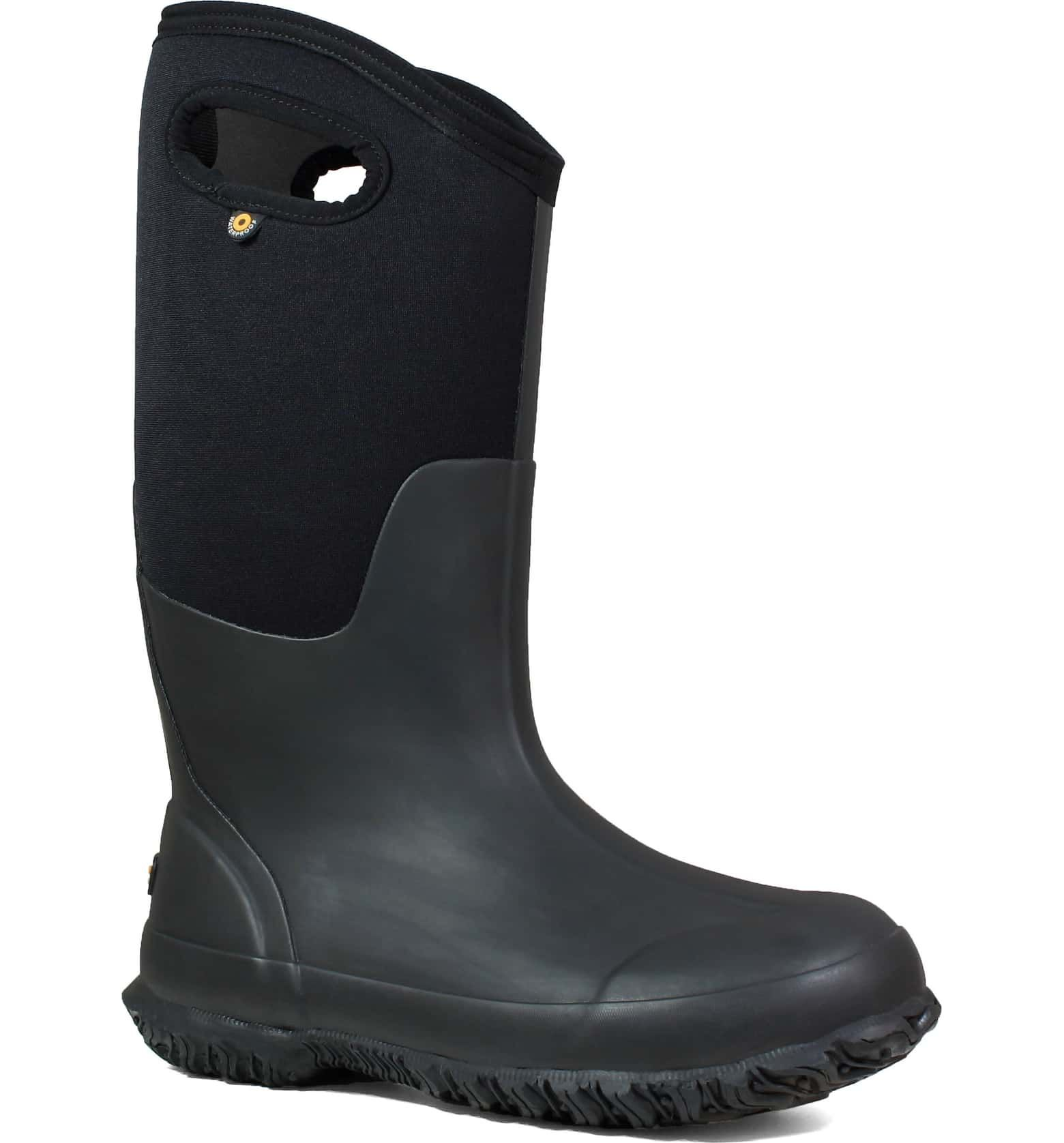 Bogs Classic Tall Matte Insulated Waterproof Rain Boot Women Boots Rain Boots Insulated Boots