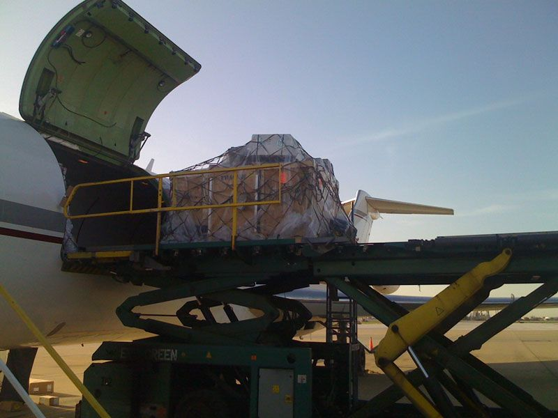 121 Fleet Gallery - Kalitta Cargo - B727 freighter