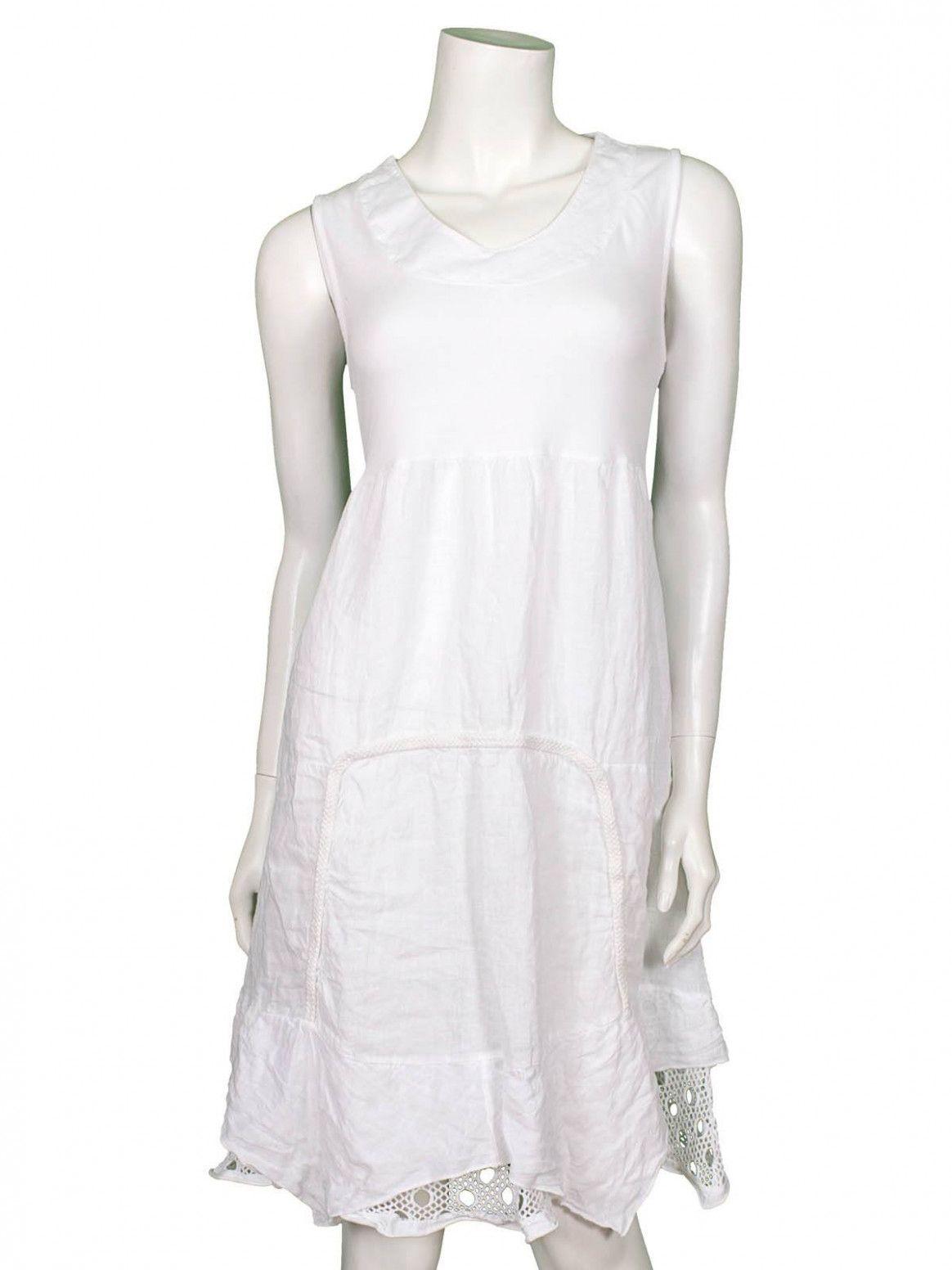 15 Kleid Weiß nel 2020