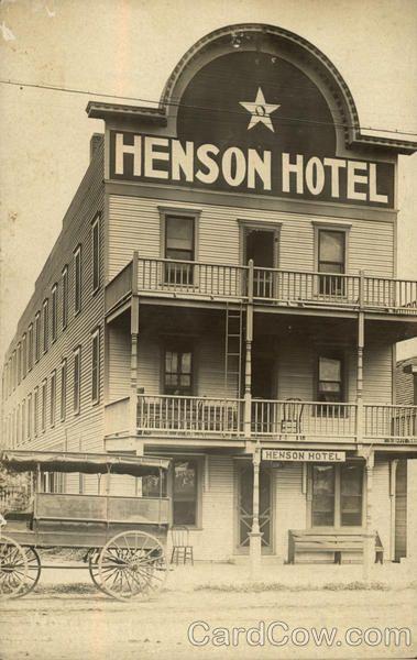 Henson Hotel Woodward Ok