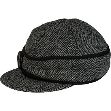 Stormy Kromer Women s Button Up Cap With Harris Tweed Review  99abcbb50cc2