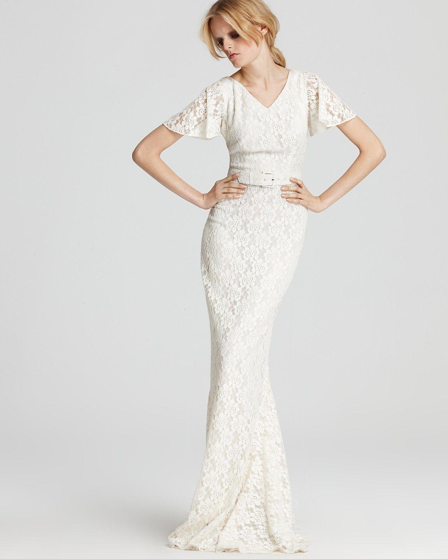 Rachel Zoe Gown Amelie Godet PRICE 625.00 Wedding