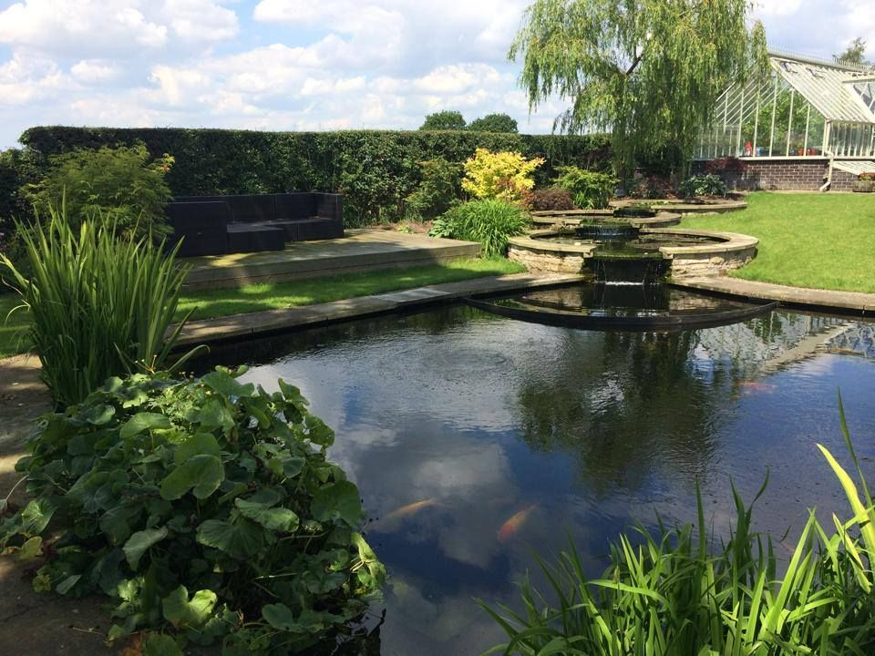 Beautiful koi pond for sale in uk uae worldwide koi for Koi ponds for sale