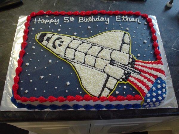 Wondrous Rocket With Images Space Birthday Party Cake Designs Birthday Personalised Birthday Cards Vishlily Jamesorg