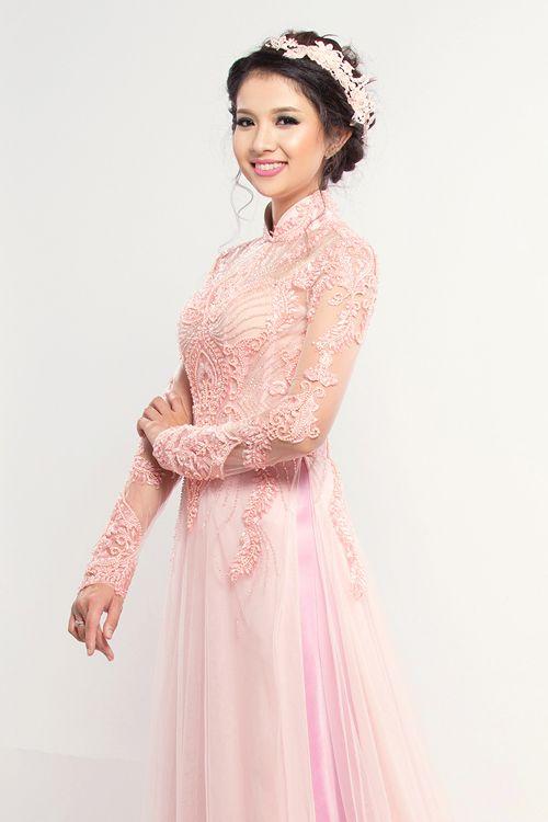 Ao dai cuoi More | Weddings | Pinterest | Patrones de costura ...