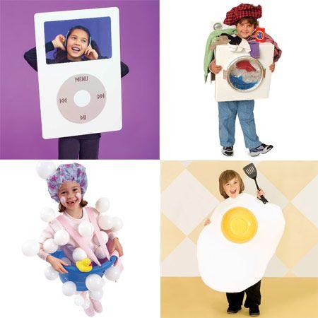 Los disfraces caseros m s originales costumes halloween - Disfraces halloween caseros ...