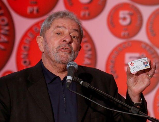 """""""Vamos nos preparar para ganhar as próximas eleições"""", diz Lula"""