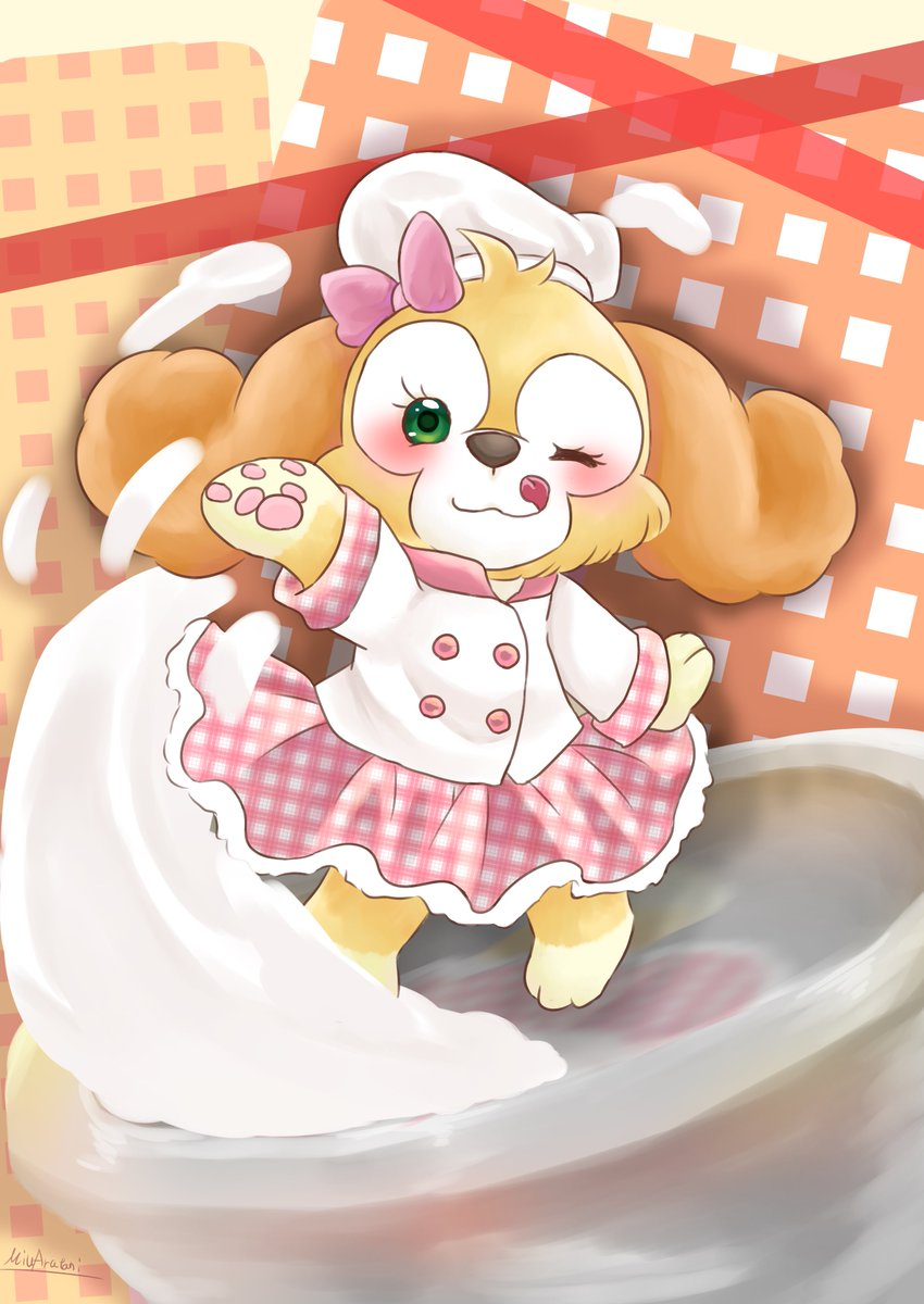 アン クッキー
