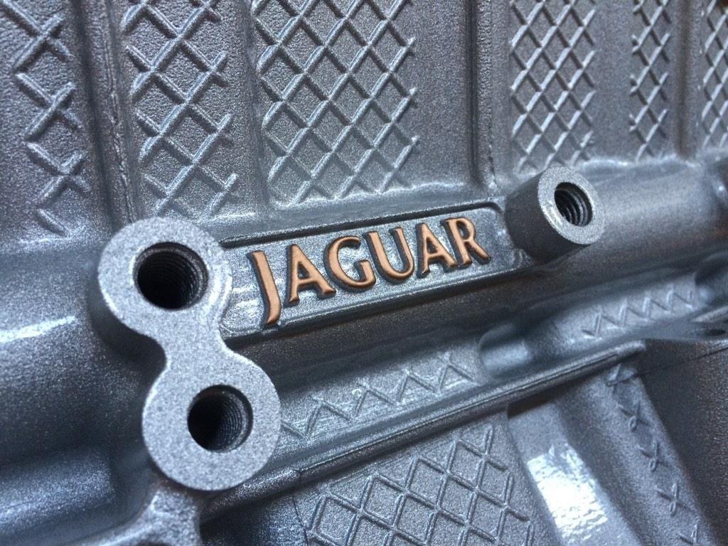 #Jaguar engine