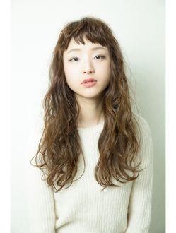 Mauloa Hair ショートバング Mixウェーブ ヘアスタイリング