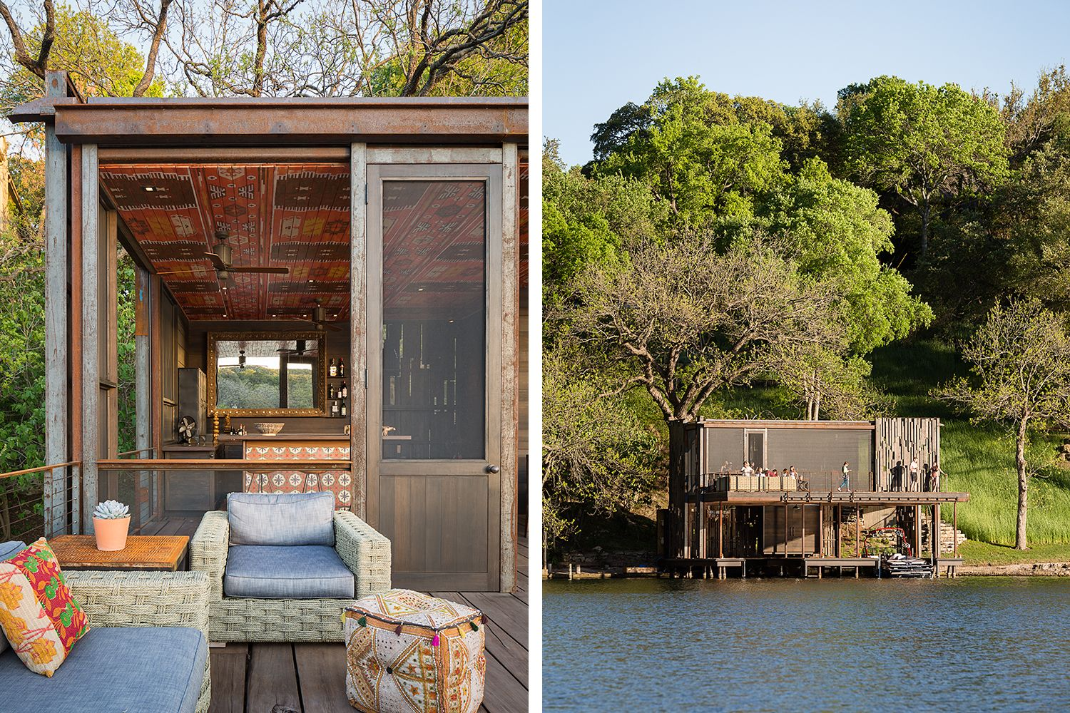 bunny run boat dock andersson wise architects - Boat Dock Design Ideas