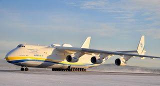 Pregopontocom Tudo: Maior avião do mundo pousará em Garulhos SP