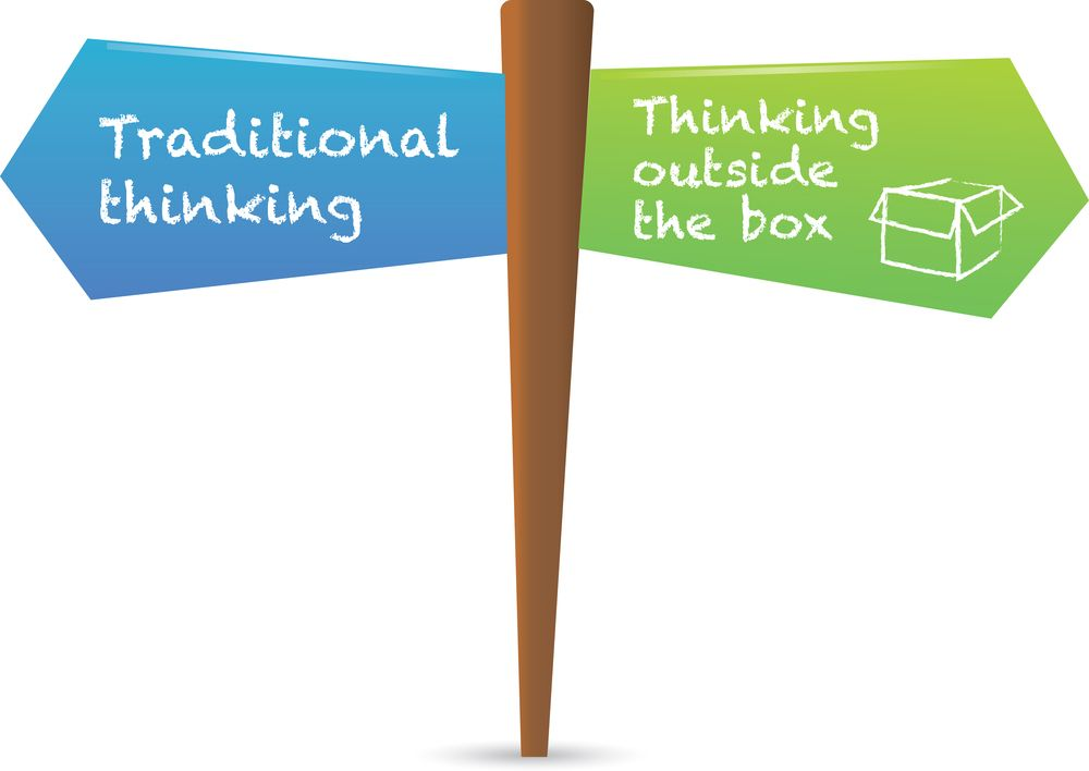 "thinking outside the box The nine-dot puzzle and the phrase ""thinking outside the box"" became metaphors for creativity and spread like wildfire in marketing, management, psychology, the creative arts, engineering, and personal improvement circles one problem: it's wrong."