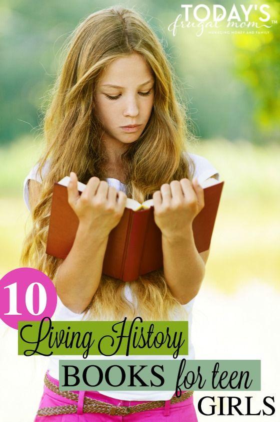 Best books for teen girls — photo 13
