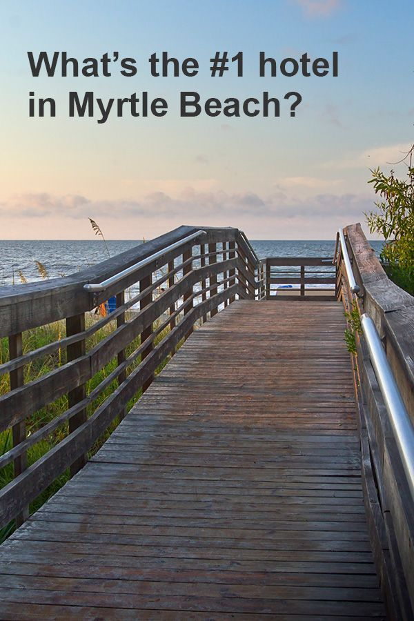 199 Myrtle Beach Escape 3 Day Vacation Package: Don't Just Stay Anywhere In Myrtle Beach. See What