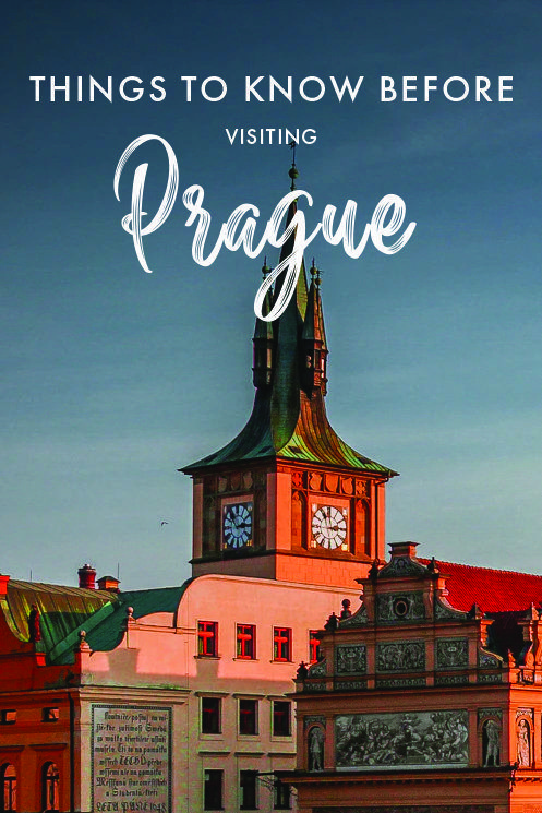 16 Things You Should Know Before Visiting Prague, Czech Republic   Bel Around The World