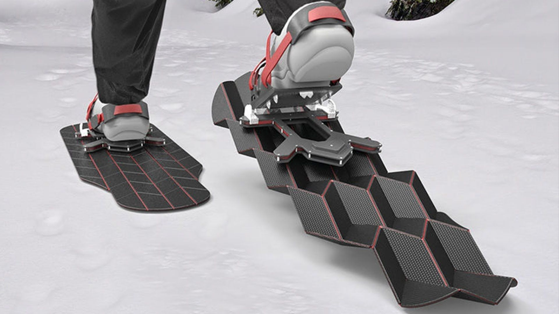 5 Crazy New Inventions You NEED To See 15 Snow shoes
