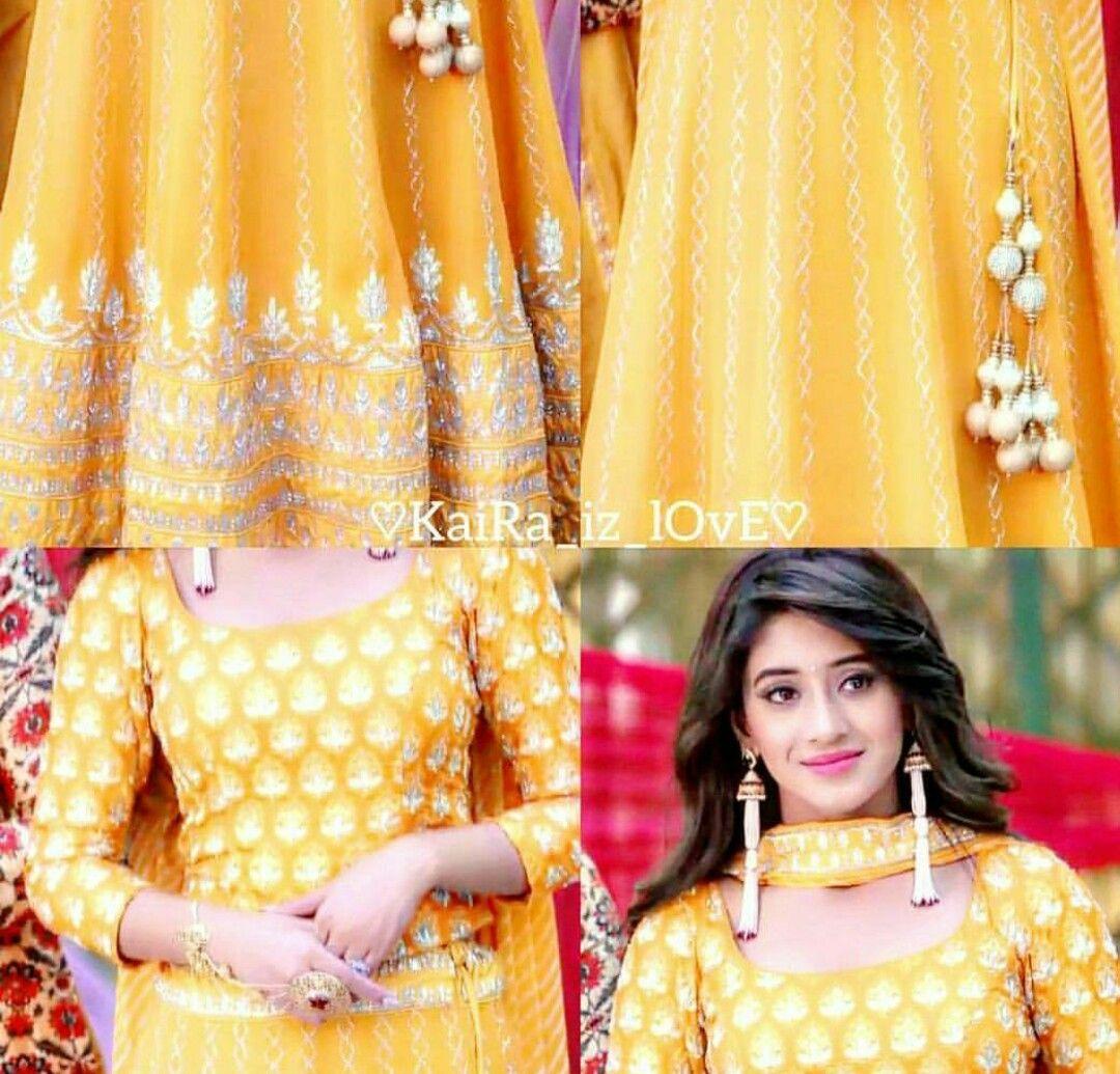 Sanam qubool hy plaza style dress images