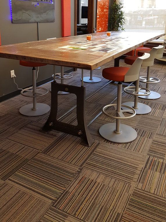 High Quality Conference Room Reclaimed Wood Table Top NJ Barn Wood Over 150 Years Old  Sandedu2026