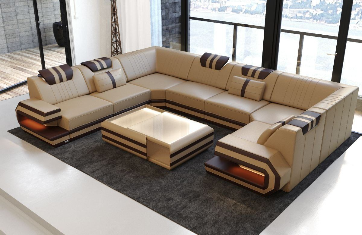 Wohnlandschaft Ragusa U Form In 2020 Sofa Modernes Design
