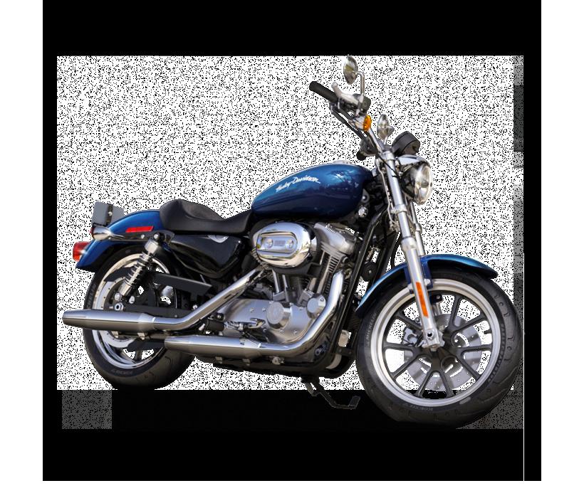 2013 Harley Davidson Sportster Superlow Motorcycles Big Blue